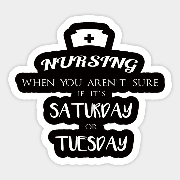Cool funny nursing quotes vintage graphics