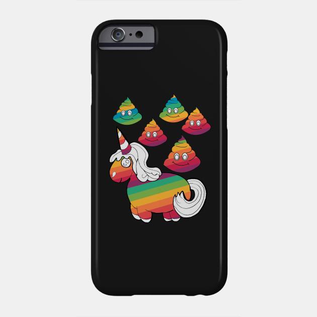 Rainbow Unicorn Poop Design Cool