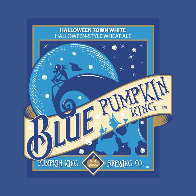 Blue Pumpkin King