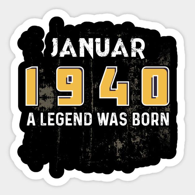 Geburtstag 80 jahre