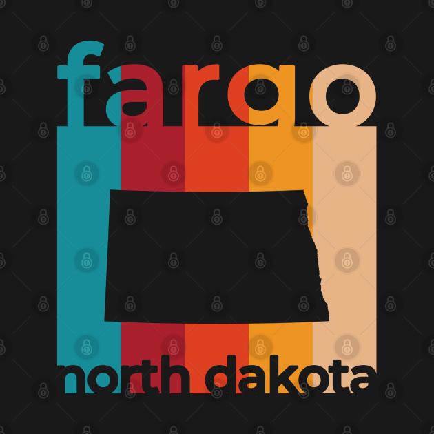 Fargo North Dakota Retro