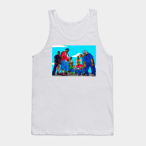 f64eb86bac73c9 Wu Cartoon Tank Top