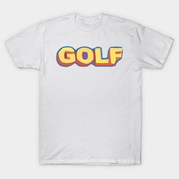 b19453d6835b golf wang logo rainbow - Golf Wang - T-Shirt