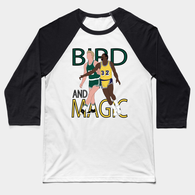 competitive price 53cb8 15f79 Larry Bird And Magic Johnson