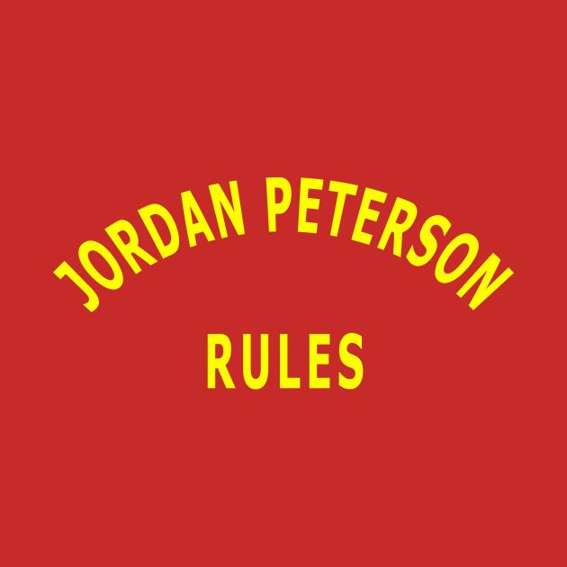 Jordan Peterson Rules