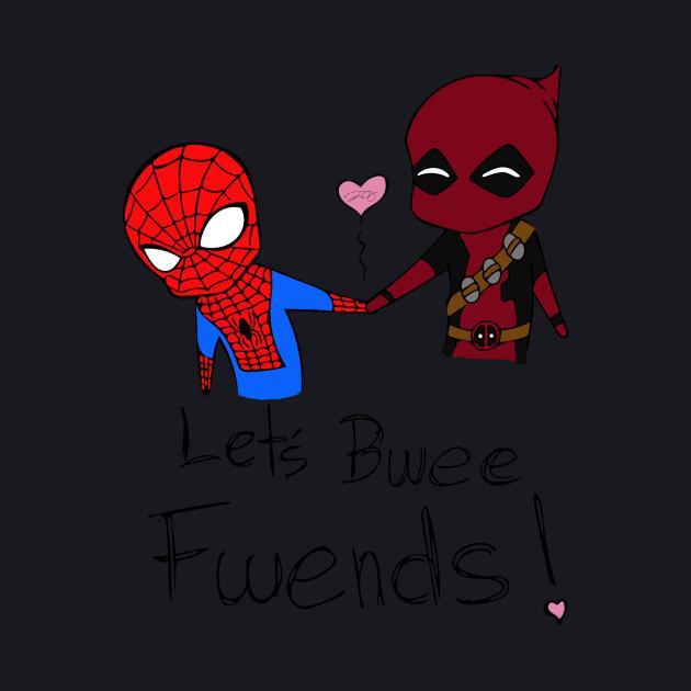 Deadpool V Spiderman