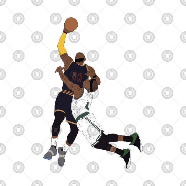LeBron James Over Isaiah Thomas