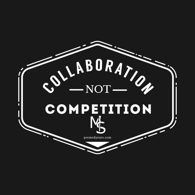 Collaboration not Competition