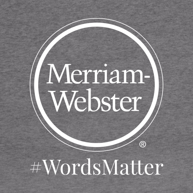 Words Matter - Gray
