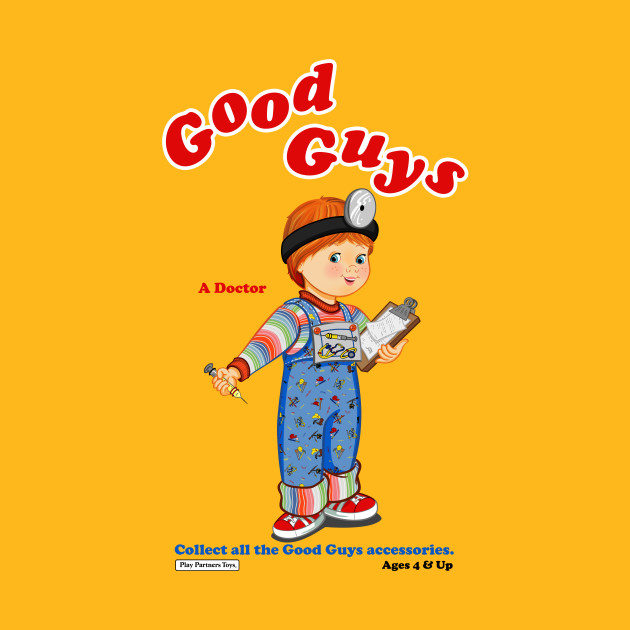 Good Guys Doctor Child 39 S Play Chucky Chucky T