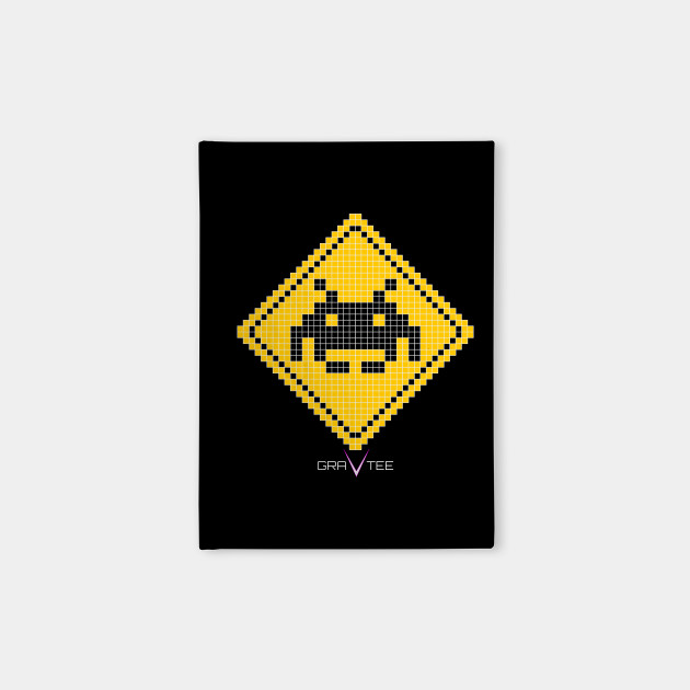 Space Invader Xing