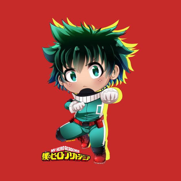 Boku No Hero Academia: Chibi Deku