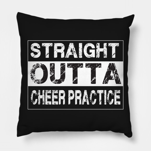 Straight Outta Cheer Practice – Cheerleader