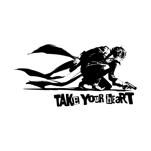 I will take your heart