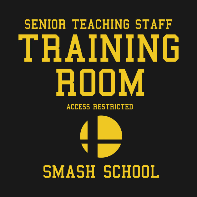 Smash School Training Room (Yellow)