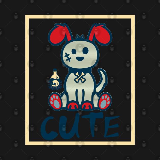 Cute But Creepy Retro Halloween