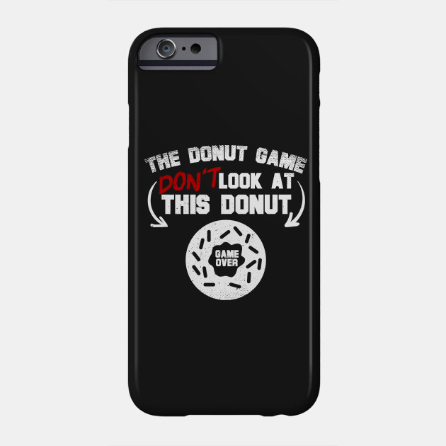 The Donut Game Don't Look At This Donut