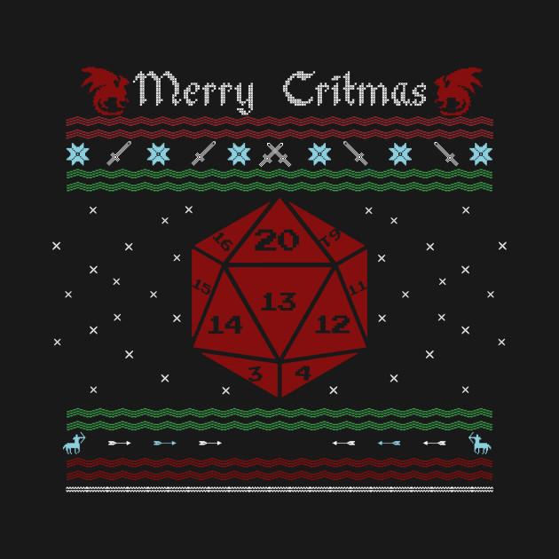D20 - Merry Critmas!