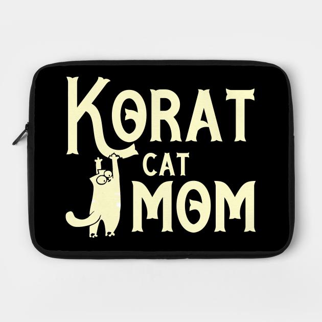 Korat cat mama breed