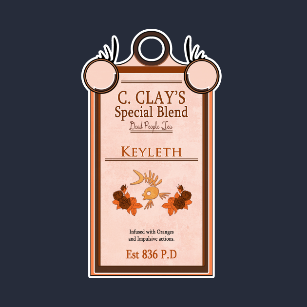 Dead People Tea - Keyleth