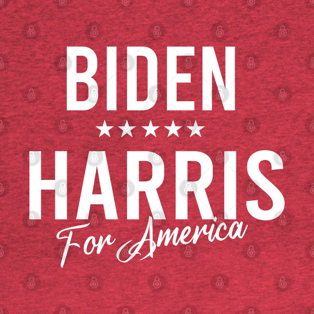 Joe Biden Kamala Harris 2020 - Biden Harris - Kids Hoodie   TeePublic