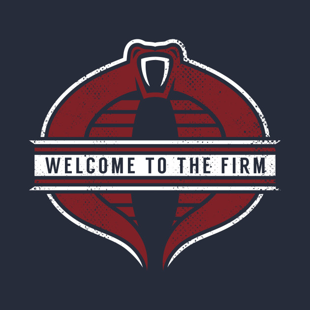 Welcome To The Firm T-Shirt