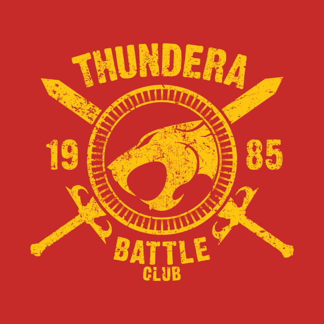 Thundera Battle Club T-Shirt