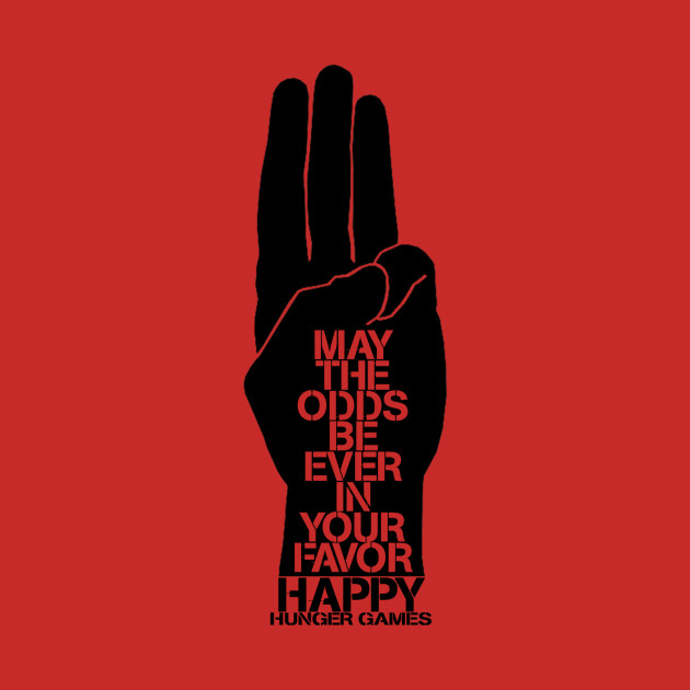 Happy Hg Hunger Games T Shirt Teepublic