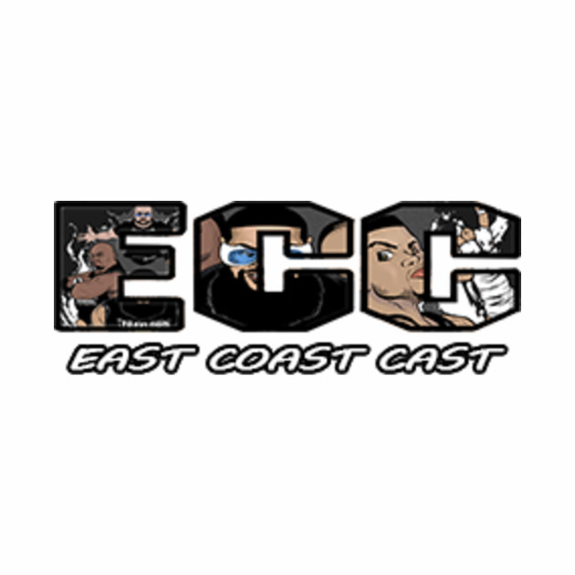 East Coast Cast Logo & Letters