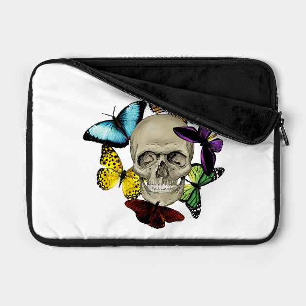 Butterfly Skull