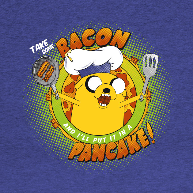 Bacon Pancake Song!