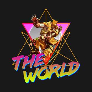 Za Warudo T-Shirts   TeePublic