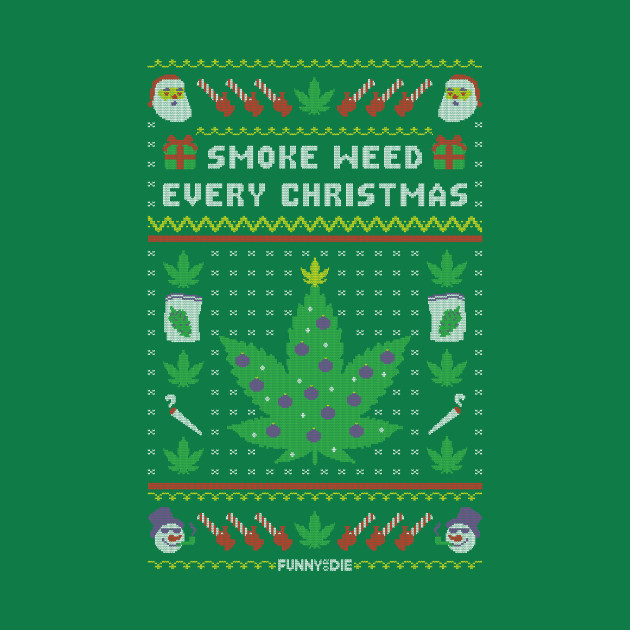 Funny or Die: Smoke Weed Every Christmas