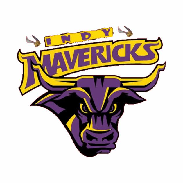 Indy Mavericks Logo