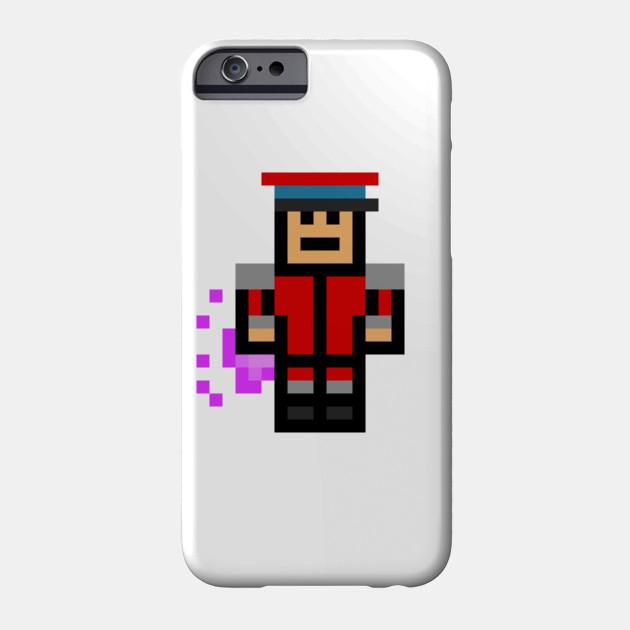 M Bison Pixel Hero