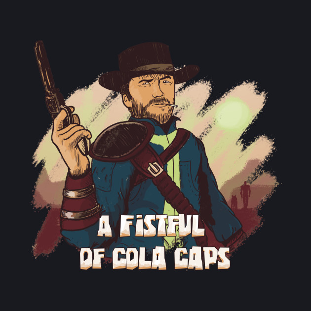 A Fistful Of Cola Caps