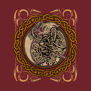 Main Tag Celtic Knot T Shirt