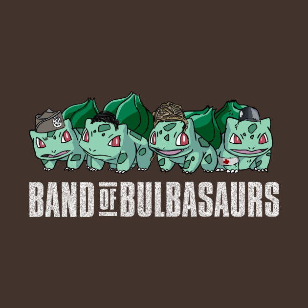 Band of Bulbasaurs
