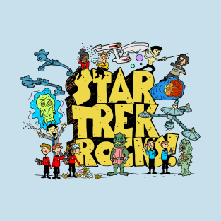 Star Trek Rocks