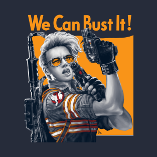 We Can Bust It - poster