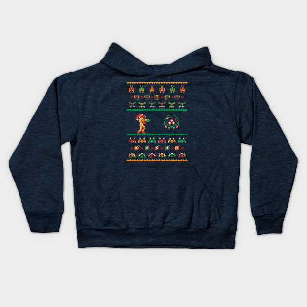 We Wish You A Metroid Christmas - Ugly Sweater