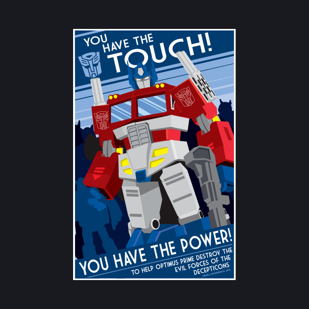 You Have The Touch