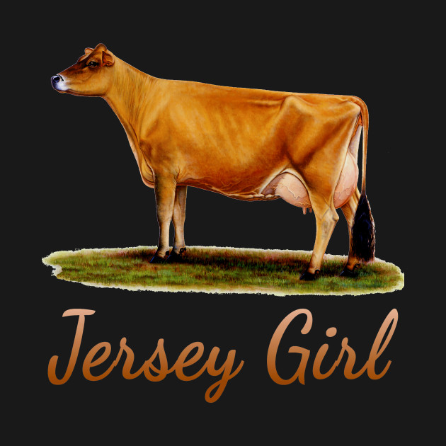 A Real Jersey Girl