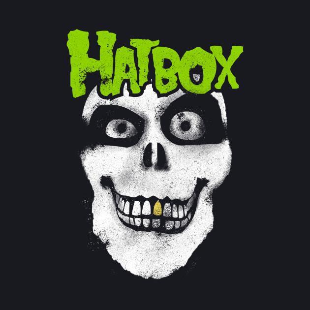 Misfit Hatbox