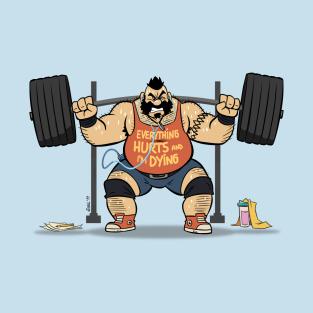 Gymspiration t-shirts