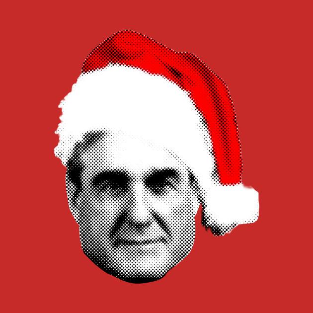 Robert Mueller Santa Hat Christmas Miracle
