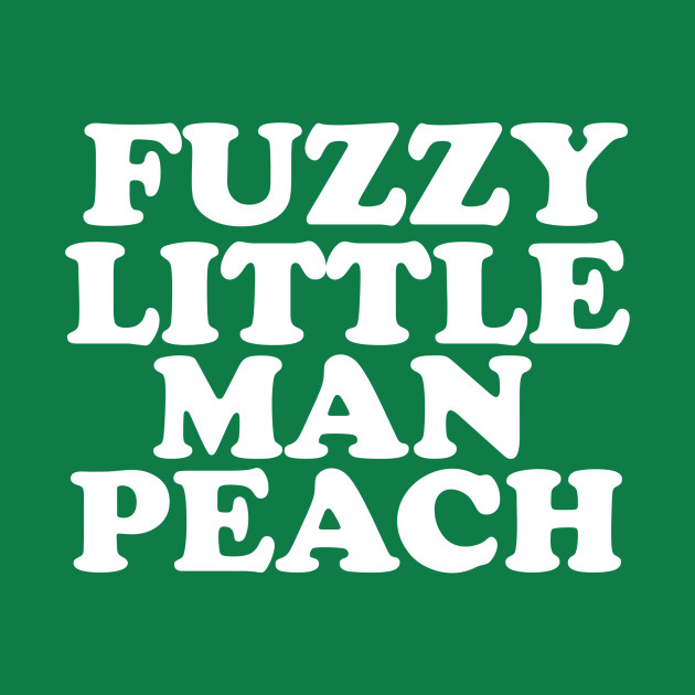 The Mighty Boosh - Fuzzy Little Man Peach (Old Gregg)