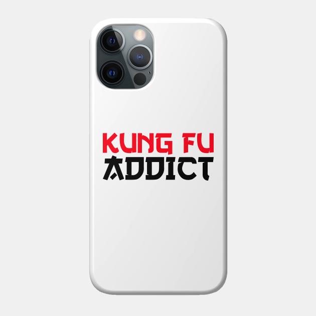 kung fu addict