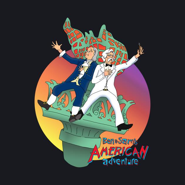 Ben & Sam's American Adventure