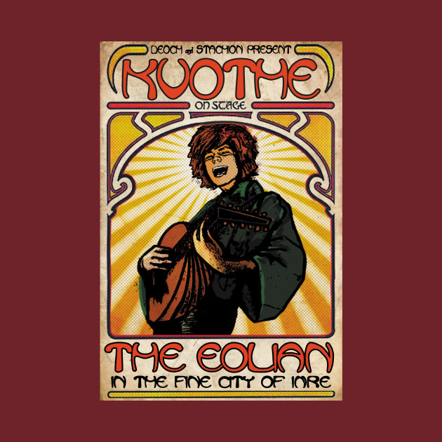 Kvothe at the Eolian!